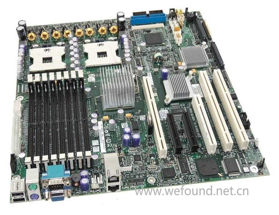 100% Working server Motherboard for SE7520BD2 Fully Tested for 7010mt 9010mt yxt71 0yxt71 cn 0yxt71 server motherboard fully tested