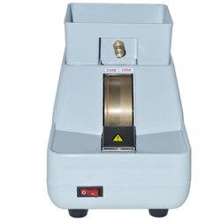 Ручной шлифовальный станок для кромки линз 35 мм Алмазный шлифовальный станок для кромки стекла оборудование для обработки стекла es CP-7-35WV