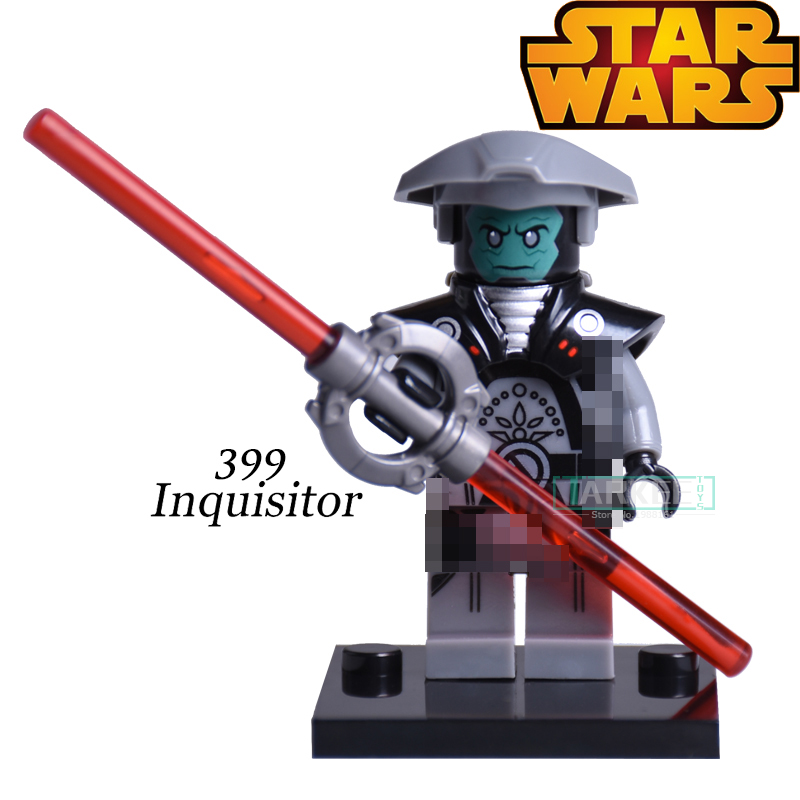 Building Blocks Inquisitor STAR WARS Rogue One XH399 Snow Trooper 75147 Classic Models Bricks Super Heroes Kids DIY Toys Gifts