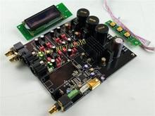 Es9028 es9028pro ЦАП I2S 384 К DSD XLR высокое качество HiFi аудио + TCXO 0.1ppm Совместимость amanero или XMOS xu208 CPLD модуль USB