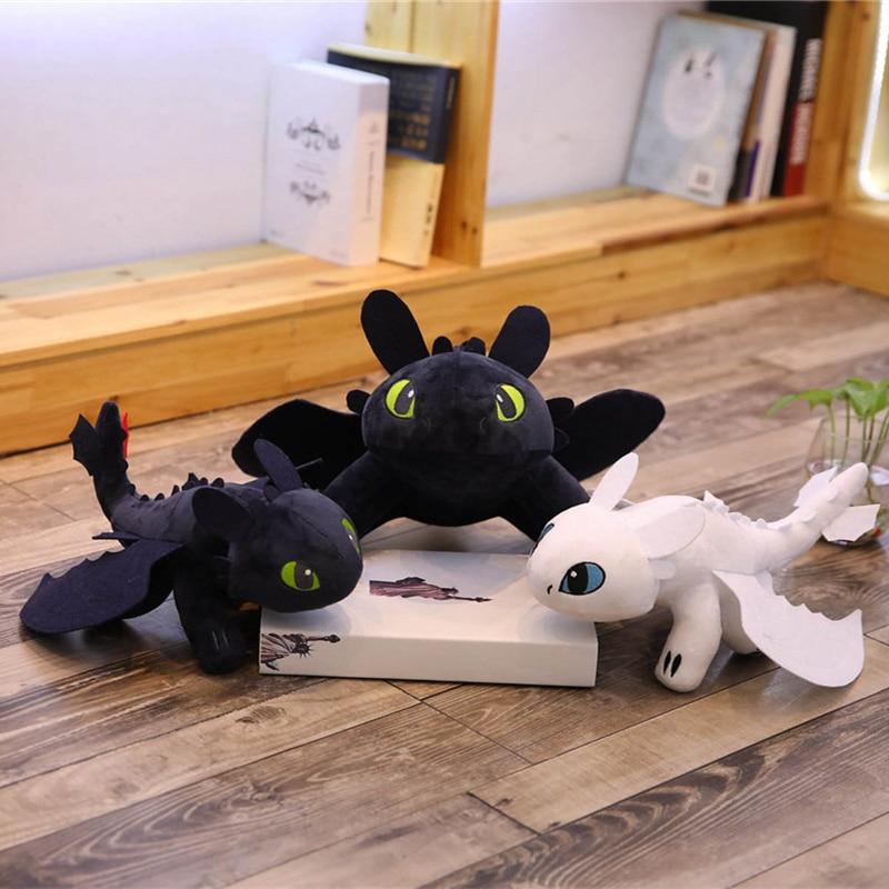 Anime Movie How to Train Your Dragon Plush Toys 1