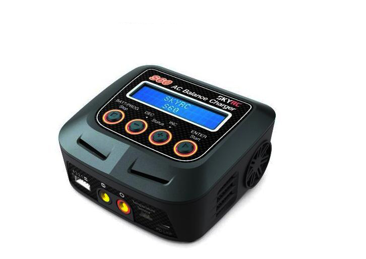 SKYRC S60 Intelligent AC Balance Charger/Discharger with Multi Charging Modes for LiPo LiHV LiFe Lilon Lihv NiCd NiMh Battery skyrc d100 2 100w ac dc dual balance charger 10a charge 5a discharge nimh lipo battery charger twin channel charge
