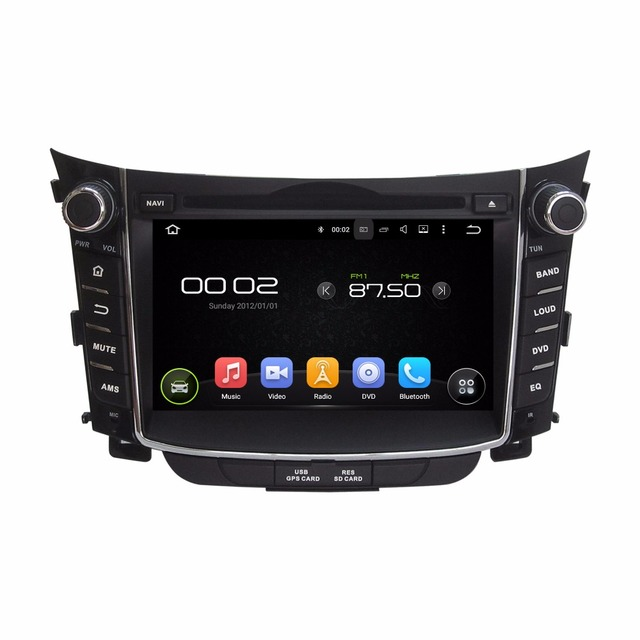 4GB RAM Octa Core Android 8.0 Car DVD GPS Navigation Multimedia Player Car Stereo for Hyundai I30 2011 2012 2013 2014 2015 2016