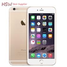 Unlocked Original Apple iPhone 6 plus Class A quality IOS Dual Core 2GB RAM 16/64/128GB ROM 5.5'' 8.0MP Camera LTE Cell Phone
