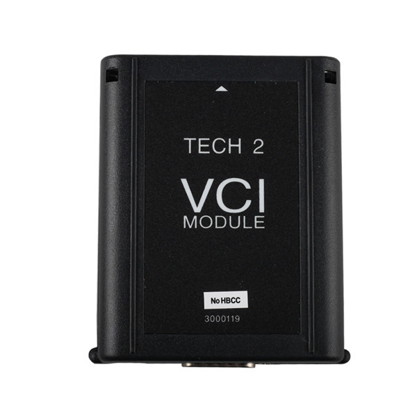 ФОТО Professional G M Tech2 VCI module Work with for G M Tech 2 Pro Kit Car Diagnostic tool Auto Scanner Tech II hot promotion