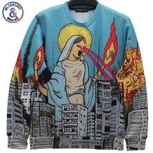 Mr.1191inc НОВАЯ Мода 3D печати кофты мужчины/женская печати толстовка чародейка пуловер толстовки бесплатная доставка размер S-3XL(China (Mainland))