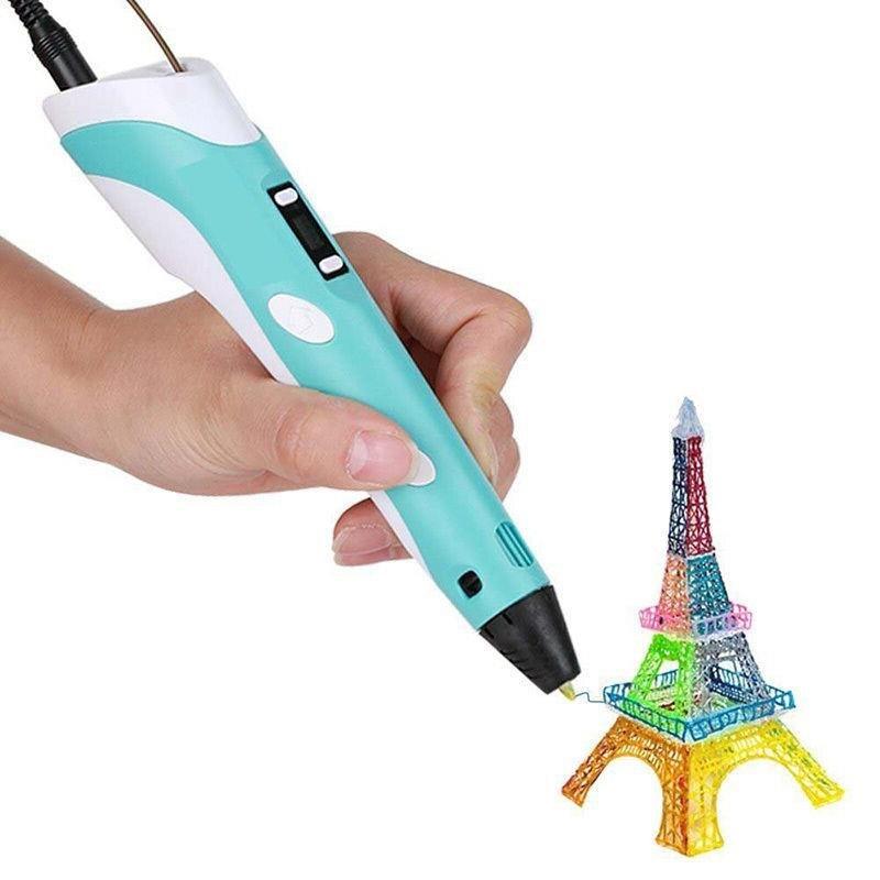 Caneta Impressão 3D a Criação das Crianças