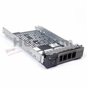 """F238F/0F238F 3.5"""" SAS/ SATA HDD Tray Caddy G302D X968D For DELL R320 R710 R610 R410 T710 T61 T610 Hard Drive Caddy Bracket(China)"""