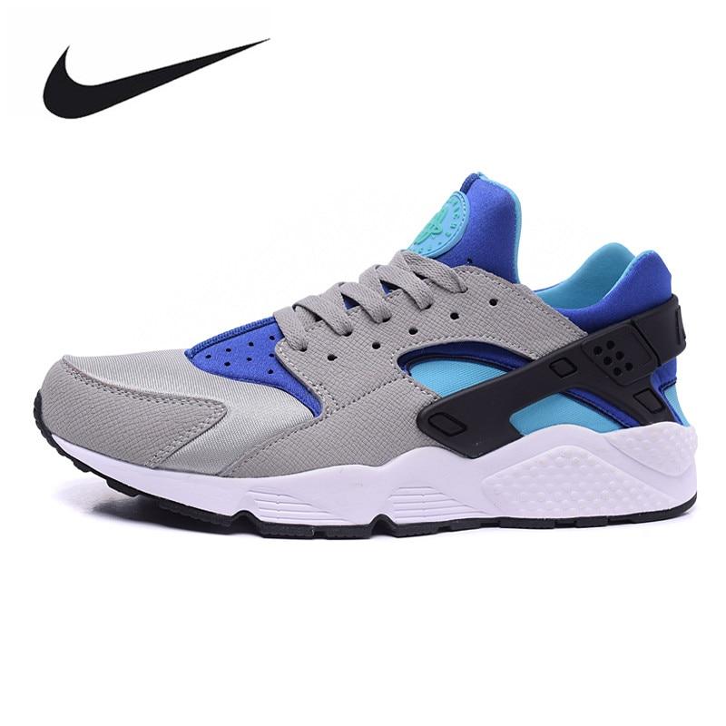 8e2c1864b9c0 Original New Arrival Official NIKE AIR HUARACHE Men s Women s Running Shoes  Sneakers Grape purple 318429-013 36-45