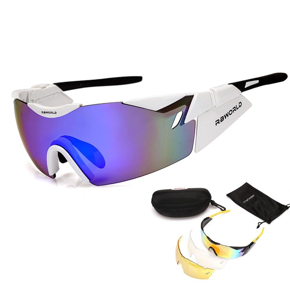 Bolle 3 Lens EV Sports Cycling Glasses Men Women MTB Mountain Road Bike Bicycle Cycling Eyewear Sunglasses UV400 cycle goggle