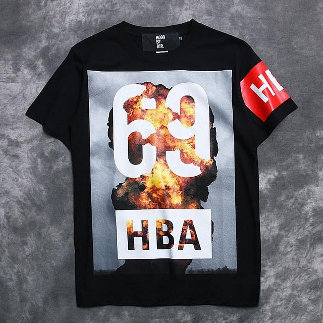 03ca3cc2c7a Summer style hba 2015 men streetwear cotton t shirt hba shirt 3D atomic  bomb hba 69 printed t-shirt short sleeve hba tshirt