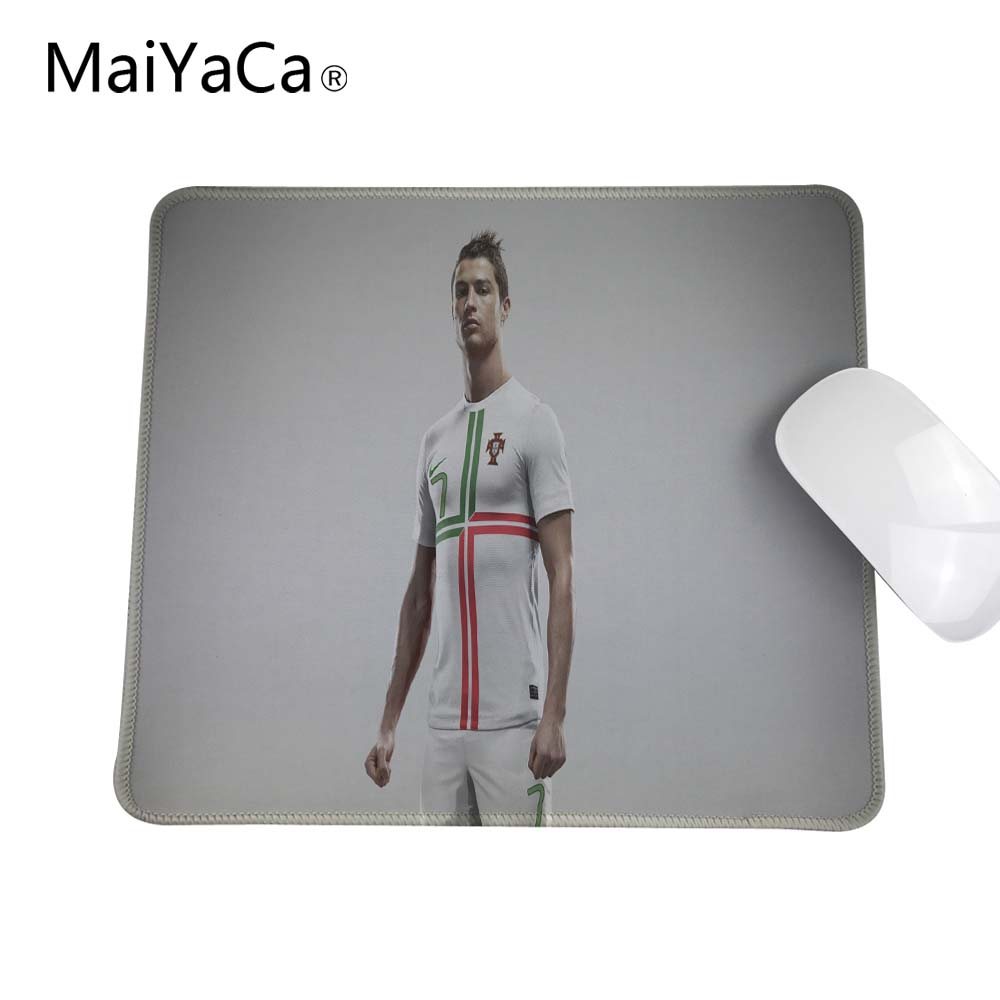 Portugal Away Cristiano Ronaldo Original Gaming Rectangle Silicon Durable Mouse Pad 18*22cm 20*25cm 25*29cm ...