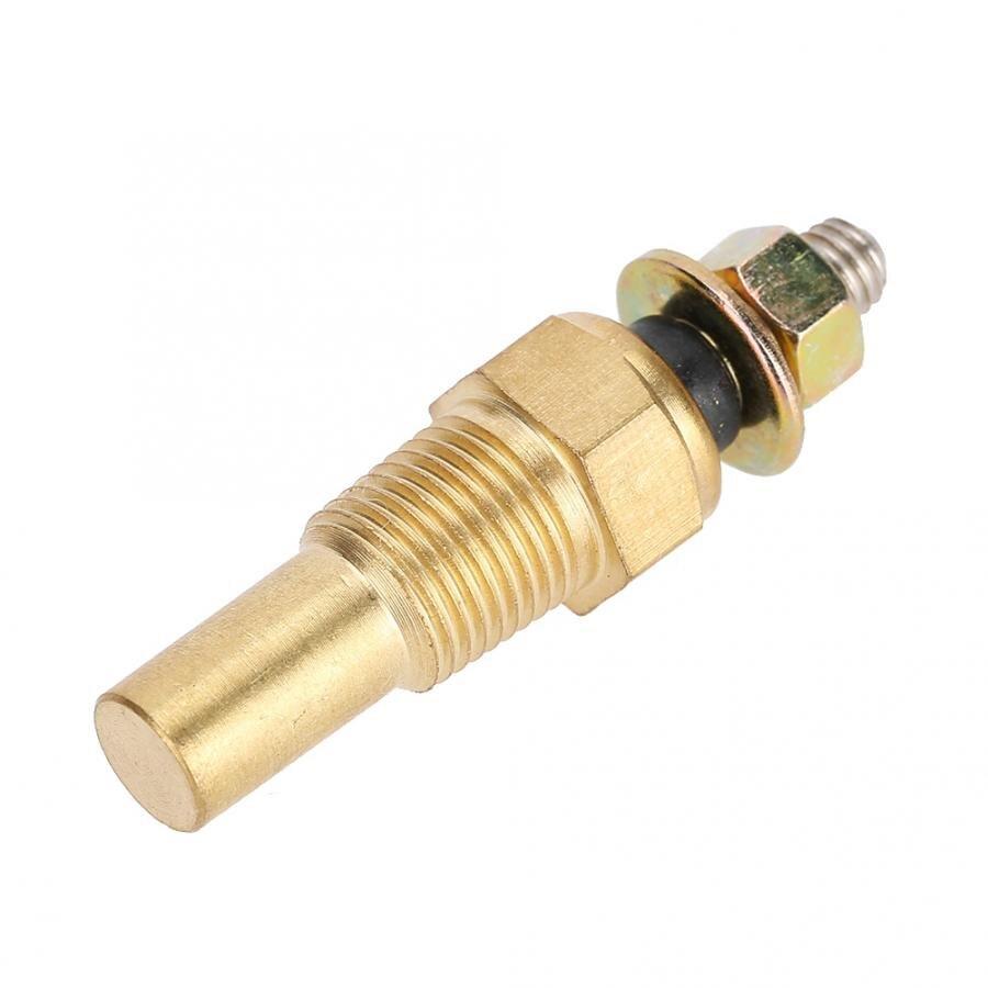 Transmisor El/éctrico Temperatura del Agua//Aceite Temperatura 1//8 NPT Transmisor El/éctrico Transmisor Unidad de Env/ío Sensor de Temperatura