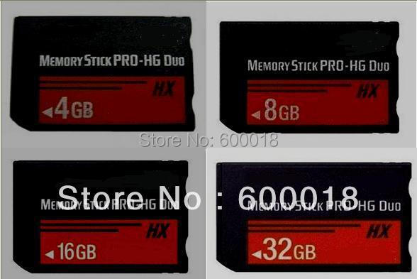 MS 16GB Memory Stick PRO Duo Card for PSP