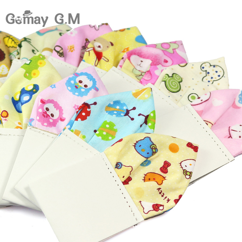 Fashion Kids Suit Pocket Square Animal Print Brooch Towel Suit Pocket Handkerchief Lovely Hanky