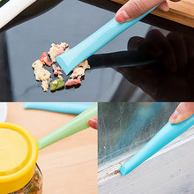 Multi-fuction Kitchen Cleaning Tools Plastic Floor Scraper Home Oil Stove