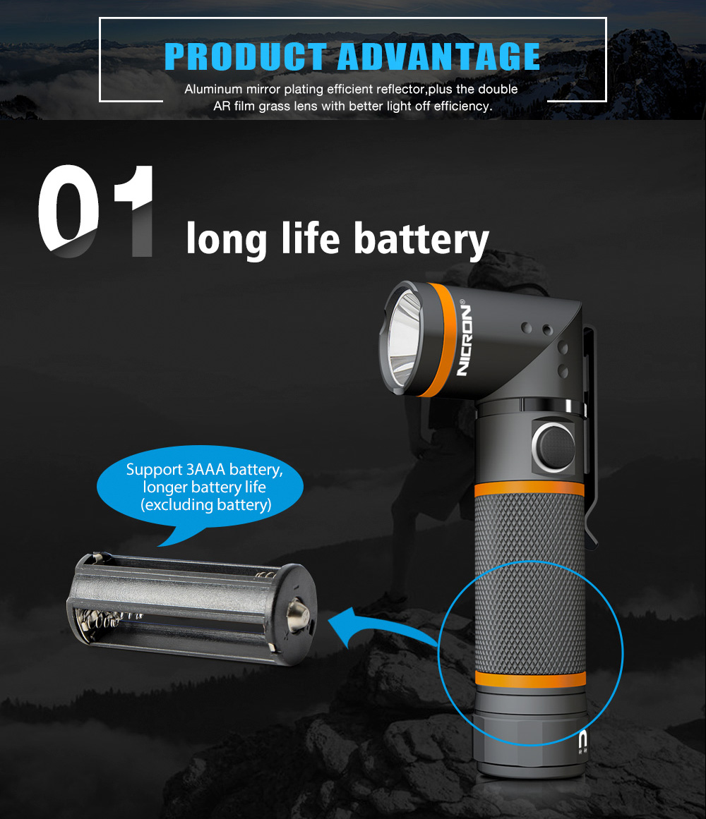 06 Magnet Flashlight
