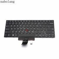 Nabolang US clavier De Remplacement Pour Lenovo Thinkpad E420 E425 E420S E325 E320 S420 NOUS standard clavier
