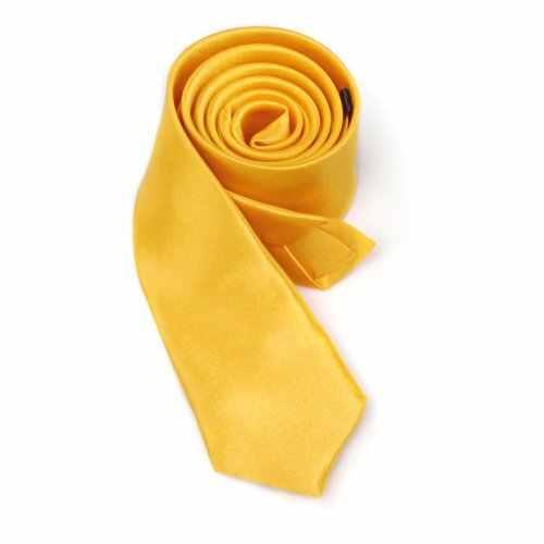 حار للجنسين التعادل عادية التعادل ضيق رقيقة-الصلبة الذهبي الأصفر