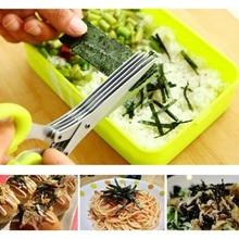 Kvalitní pomocník do kuchyně – nerezové nůžky na bylinky