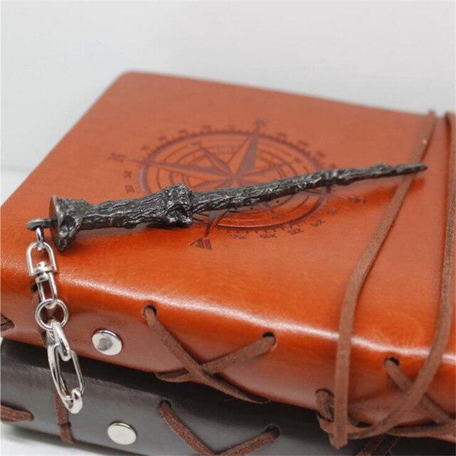 Брелок с карабином палочка Гарри Поттер 4