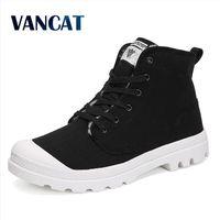 VANCAT New Couple Unisex Super Warm Man Boot Men Winter Snow Boots Keep Warm Boots Plush