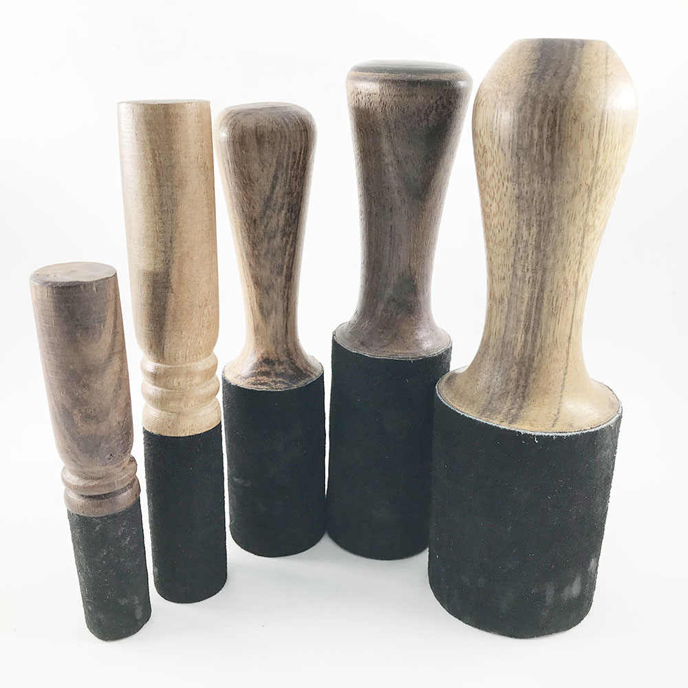 High Quality Best Hand-Made Himalayan Singing Bowls Leather Stick Mallet