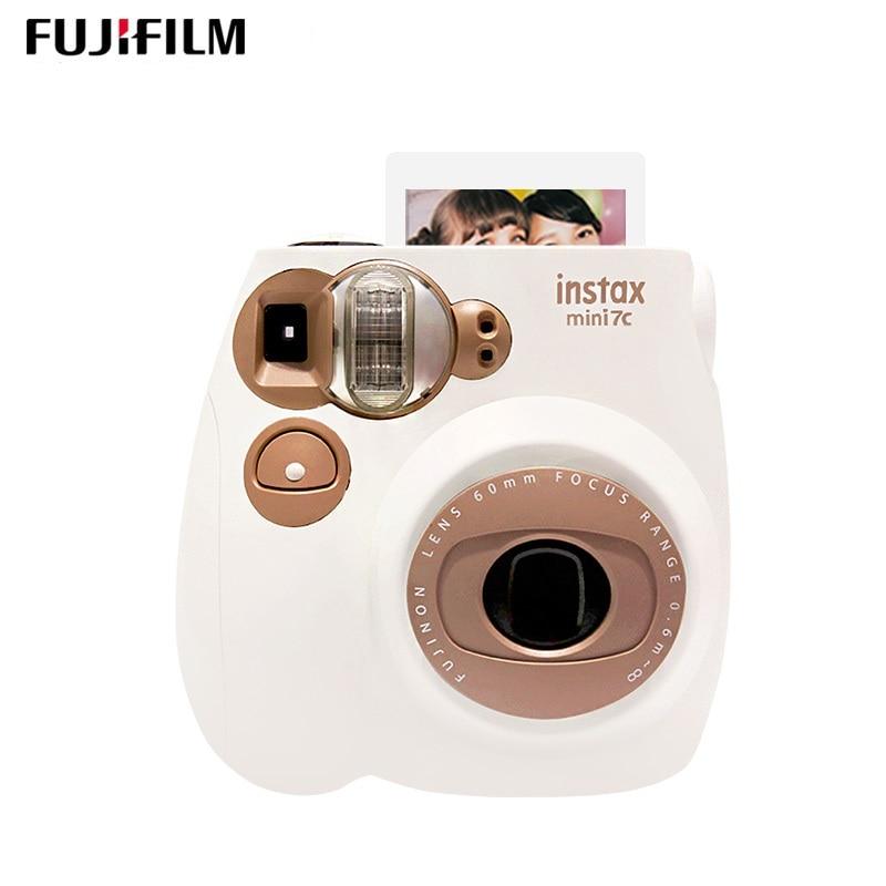 2018 nouveau produit original Fujifilm Instax Mini 7C Film instantané caméra Photo livraison gratuite