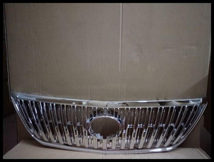 Qirun Pare-chocs Avant Grill Grille pour Lexus RX330 RX300 RX350 2003-2008