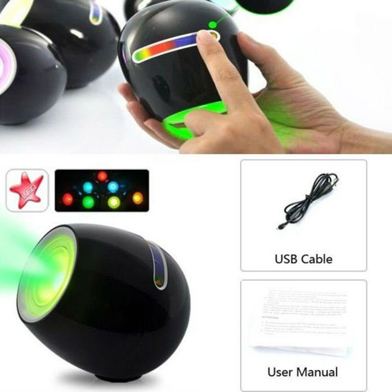Gift Fashion 2018 New 256 Colors Living Color Light LED Lamp Mood Light Touchscreen Scroll Bar USB Gift For Baby