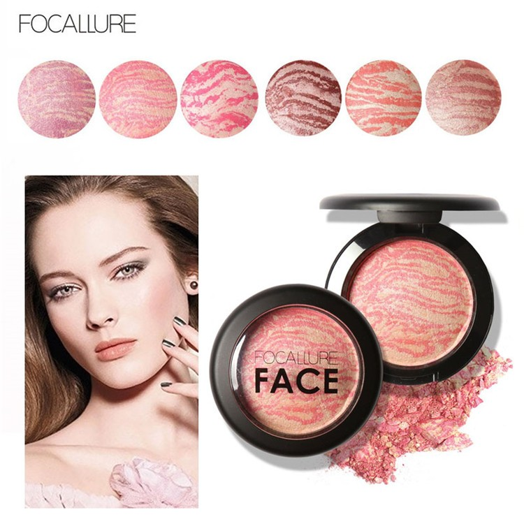 Top-Quality-Professional-Cheek-6-Colors-Makeup-Baked-Blush-Bronzer-Blusher-With-Brush-by-Focallure (2)