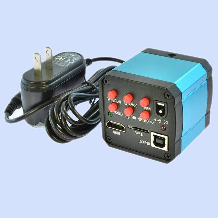 Digital high-definition HDMI 14 million pixels industrial camera Supports memory card USB camera microscope  USB+HDMI
