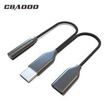 Type-C to 3.5mm Jack Converter Earphone Audio Adapter Cable Type USB C to 3.5 mm Headphone Aux Cable for Huawei P20 Lite Mate 20 переходник apple mu7e2zm a usb type c 3 5 mm headphone jack белый