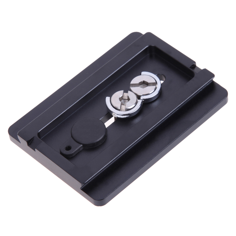 QR/QS Quick Release Plate Camera Quick Release Quick Shoe Accessories with 1/4 3/8 Screw Adapter for Weifeng 717 EI-717A 717AH