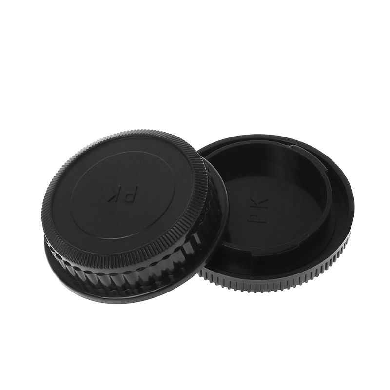 2x Pentax PK Front Body Caps Camera Covers Screw Mount Protection for DA126