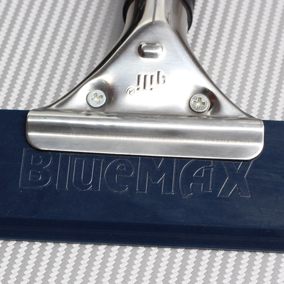 Image 5 - high quality Water Squeegee with Blue Max Rubber Scraper blades QH 04B-in Car Stickers from Automobiles & Motorcycles