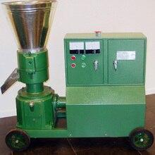 KL200C 7.5KW гранулятор кормовой древесный гранулятор машина гранулятор