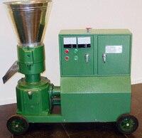 KL200C 7.5KW Pellet Mill Feed Wood Pellet Mill Machine Pelletpress