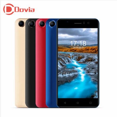 KENXINDA W50 3g Smartphone 5.0 pouce MTK6580 Quad Core 1.3 ghz 1 gb RAM 8 gb ROM 5.0MP Retour caméra Double caméras 2100 mah Mobile Téléphone