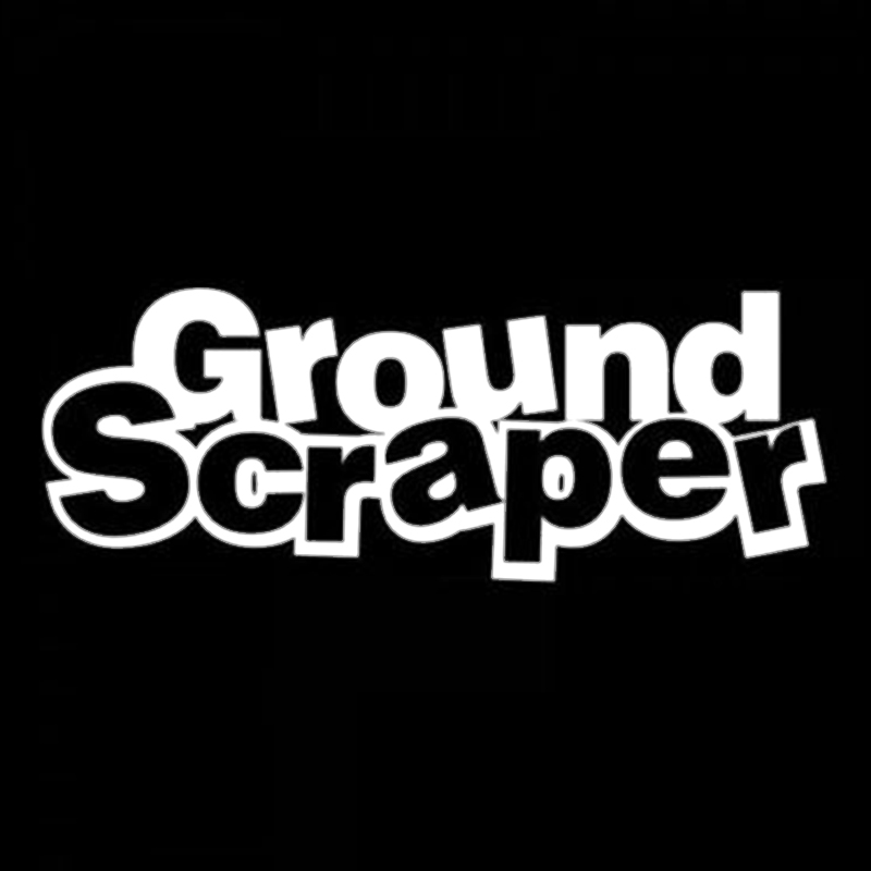 18 6 8cm Ground Scraper Funny Car Window Bumper Novelty JDM Drift Vinyl Decal Sticker Car Bumper Sticker in Car Stickers from Automobiles Motorcycles