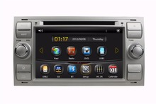 2 din 7″ Car DVD Player for Ford Focus Mondeo S-max C-max Fiesta Galaxy Fusion Connect with gps bt ipod Radio/RDS SWC USB AUX IN
