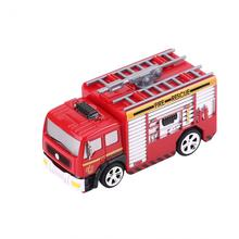 8027 27MHz RC 1 58 Mini Fire Engine Rescue Truck Remote Control Toy Model Vehicle 80mAh