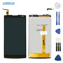 สำหรับ Alcatel One Touch Orange Nura M812 จอแสดงผล LCD หน้าจอสัมผัสไม่มีกรอบสำหรับ M812C M812F หน้าจอเปลี่ยน m 812 + เครื่องมือ Ra