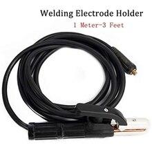 1 Meter Welding Electrode Holder For Welder MMA/ARC Equipment 300A