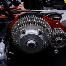 Все металлические 3 режима скорости передачи шестерни колеса в сборе для HPI KM ROVAN 5B 5T 5SC