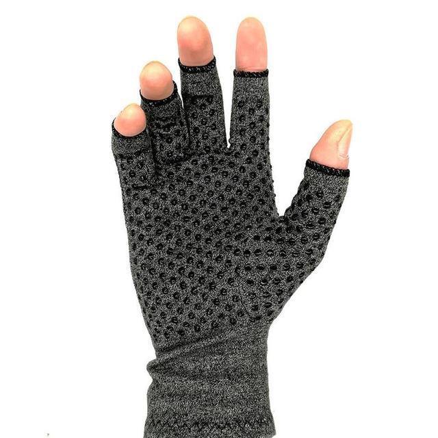 Magnetic Anti Arthritis Health Compression Therapy Gloves Rheumatoid Hand Pain Wrist Rest Sport Safety Glove 2