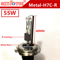 Xenon H7CR 55W Hid Xenon Bulb Metal Base H7C R 55W H7C H7R 4300K 3000K 6000K