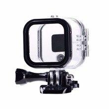 Suptig מקרה פגז עמיד למים מתחת למים 60 M Pro עבור מפגש דיור הגנת קופסא לgopro Hero 5 4 מושב אביזרי