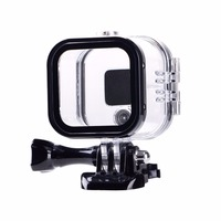 Suptig For Go Pro Session Waterproof Shell Case Underwater 60M Protection Housing Box For GoPro Hero