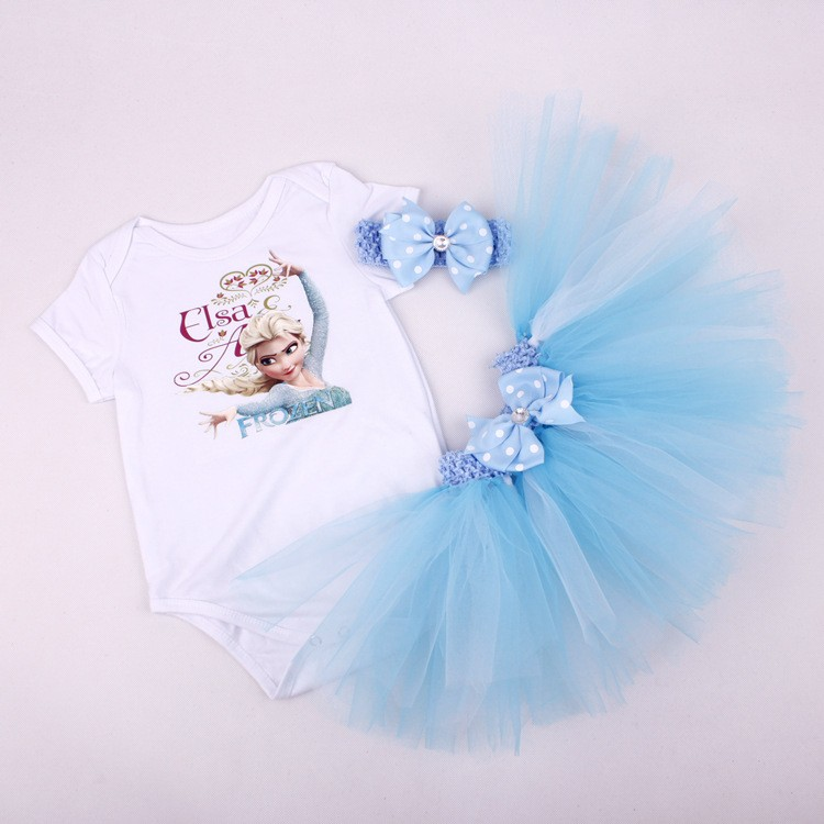 Newborn Girls Summer Baby Clothing Sets (10)